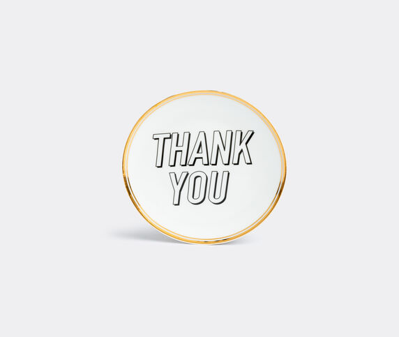 Bitossi Home 'Thank You' plate