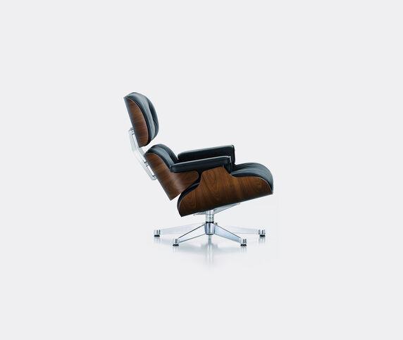 Vitra 'Lounge Chair', walnut and black