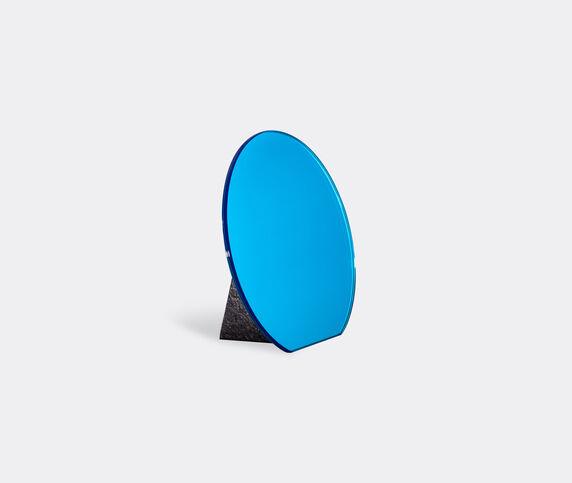 Pulpo 'Dita' table mirror, blue