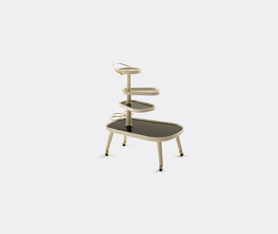 Colé 'Sushi' cart, white and grey