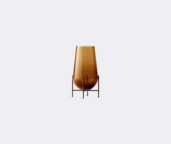 Menu 'Echasse' vase, amber, medium
