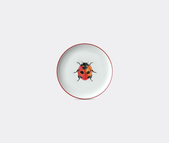 Les-Ottomans 'Insetti' plate, ladybug