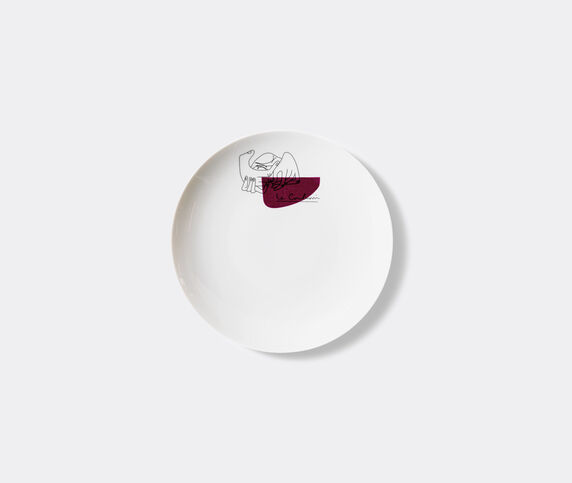 Cassina 'Service Prunier' flat plates, set of two