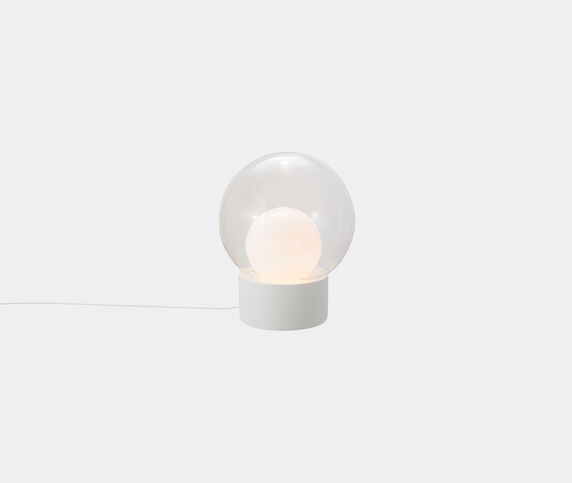 Pulpo Medium 'Boule' light, white