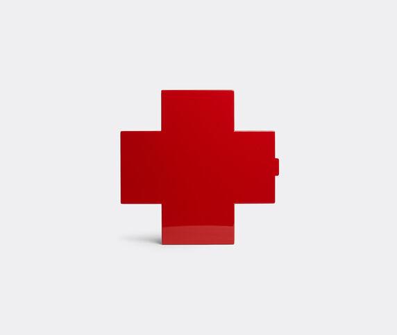 Cappellini 'Cross' cabinet, red