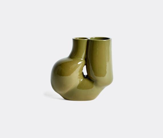 Hay 'Chubby' vase, green