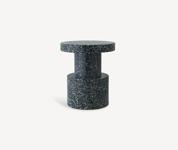 Normann Copenhagen 'Bit' stool, black multicolor