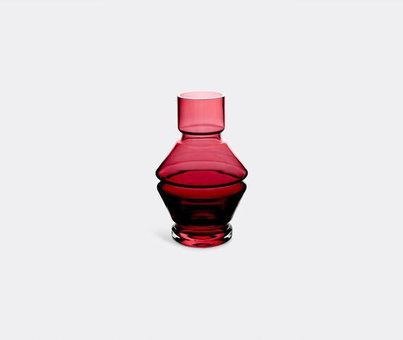 Raawii 'Relæ' vase, L, red