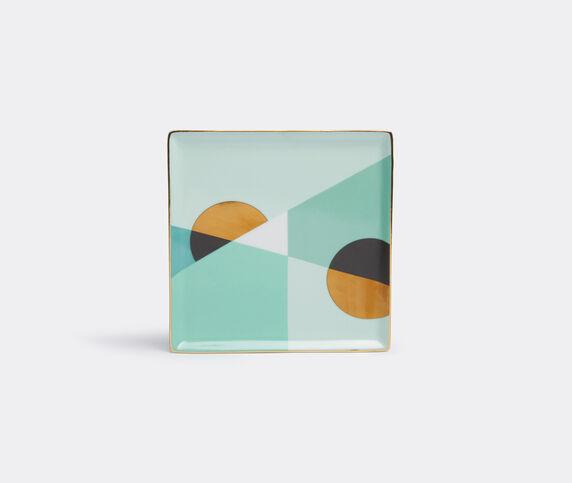 Octaevo 'Siena' ceramic tray, green