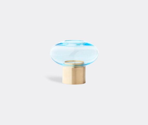 Applicata 'Mush' candleholder, blue