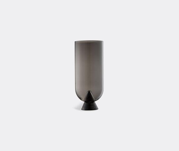 AYTM 'Glacies' vase, black, large