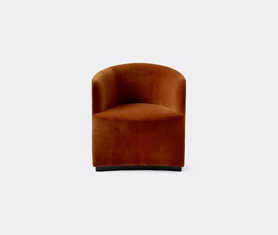 Menu 'Tearoom' club chair, red