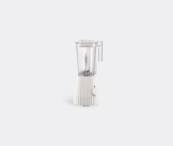 Alessi 'Plissé' blender, white, EU plug