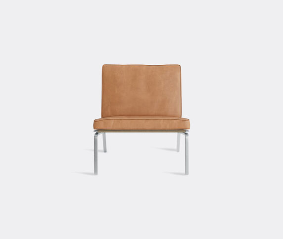 NORR11 'The Man' lounge chair, camel