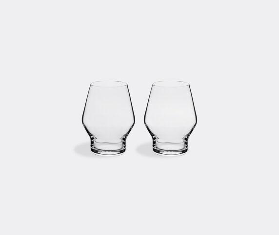 Nude 'Beak' glass, set of two