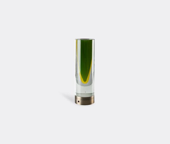 Venini 'Pistone' vase, canary yellow