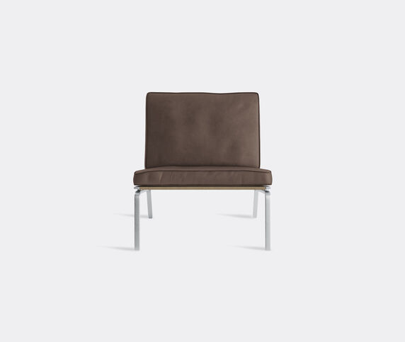 NORR11 'The Man' lounge chair, dark brown