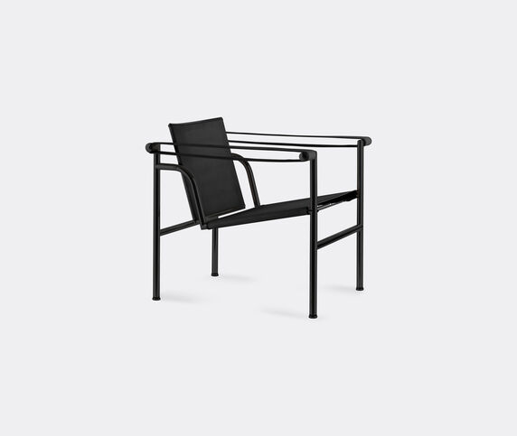 Cassina 'LC1' armchair, leather