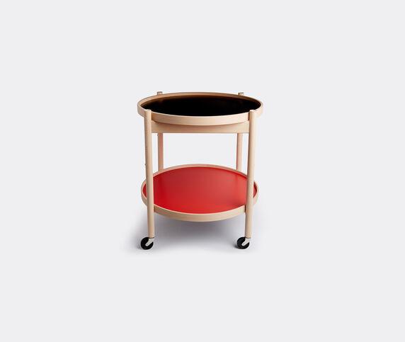 Brdr. Krüger 'Bølling' tray table, 500 mm, red
