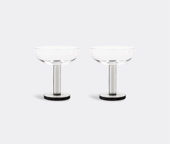 Tom Dixon 'Puck' coupe glass, set of two