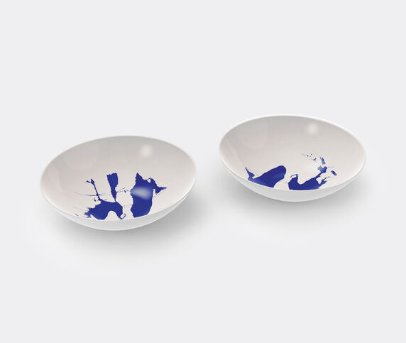 Cassina 'Neige' soup plates, set of two