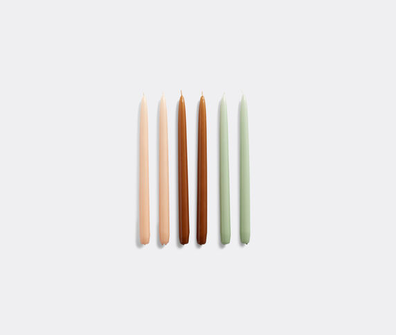 Hay 'Candle Conical' set of six, peach