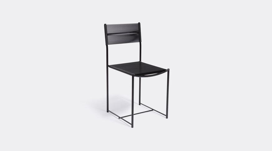 Alias Spaghetti Chair, Black 1