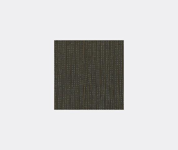 Wall&decò 'Vago' wallpaper, brown and silver