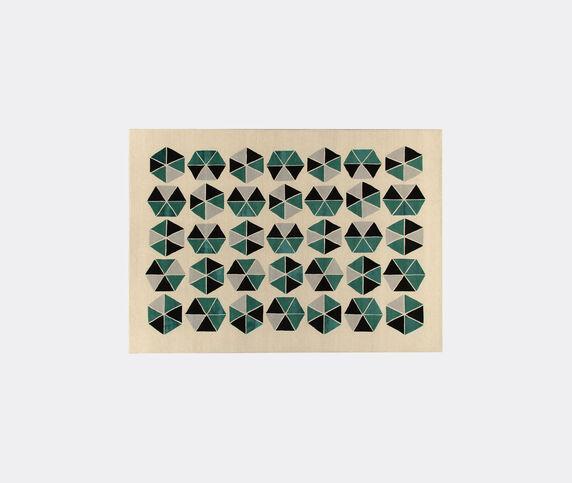 Amini Carpets 'Esagoni' rug, green