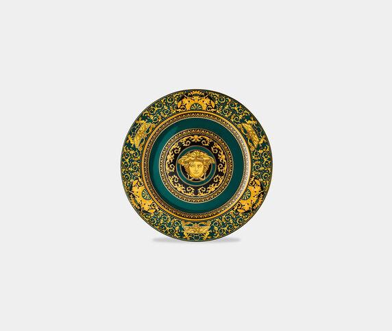 Rosenthal 'Versace Medusa' service plate, juniper