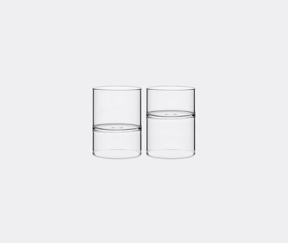 Fferrone Design 'Revolution' rocks and martini glass, set of two