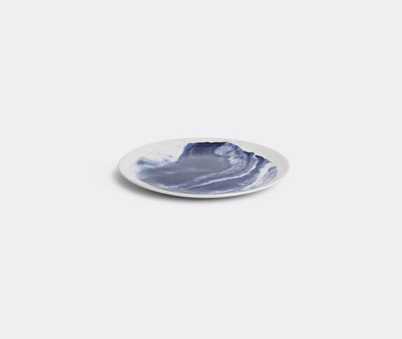 1882 Ltd Indigo Storm - Swirl - Salad Plate 2