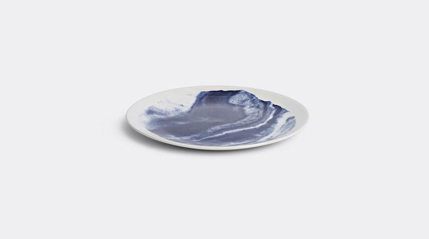 1882 Ltd Indigo Storm - Swirl - Salad Plate 1