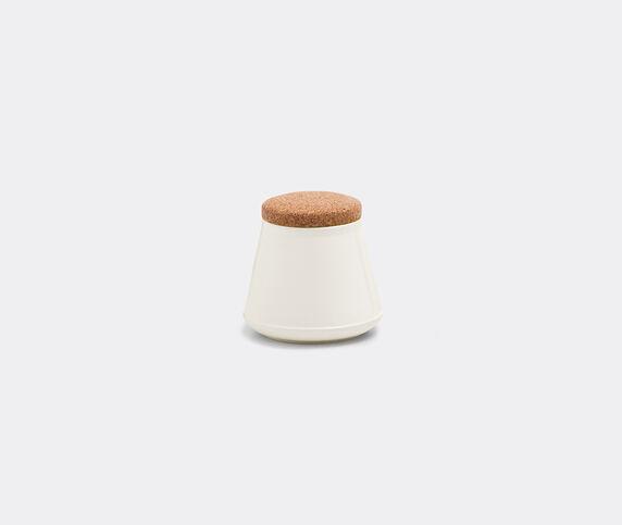 Established & Sons 'Store' jar, S, gloss white