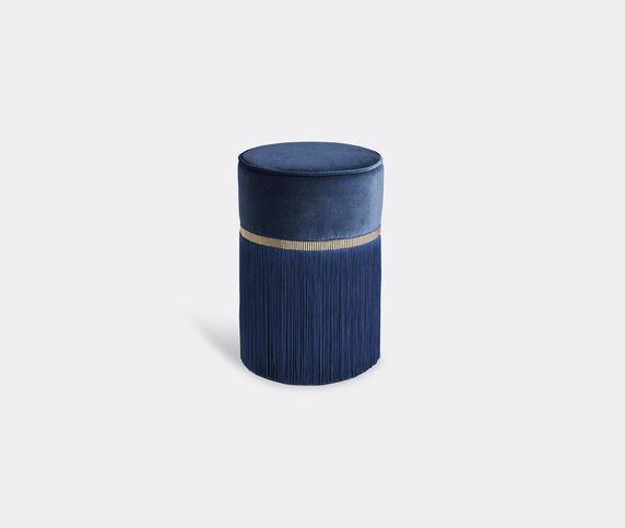 Lorenza Bozzoli Couture 'Couture' ottoman, small, blue