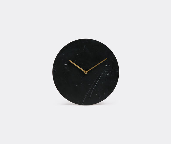 Menu 'Norm' marble wall clock
