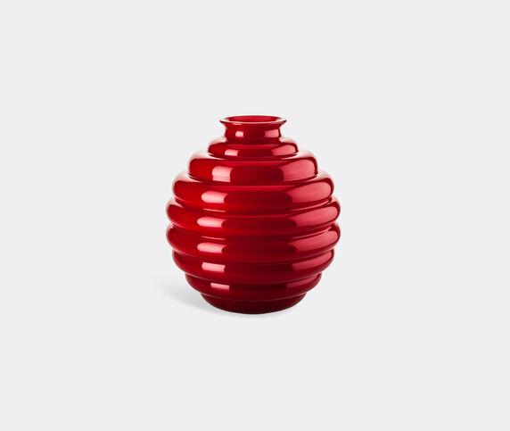 Venini 'Deco' vase, red