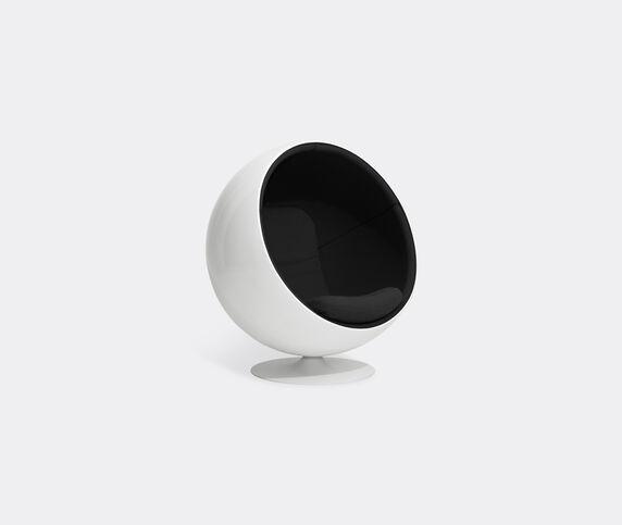 Eero Aarnio Originals 'Ball Chair', black Hallingdal