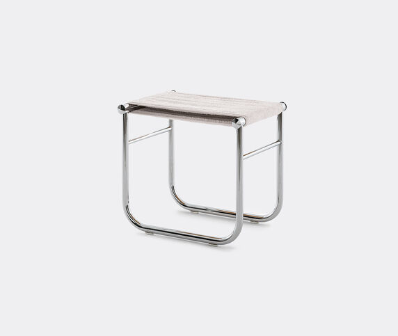 Cassina 'LC9' stool, towelling stretch