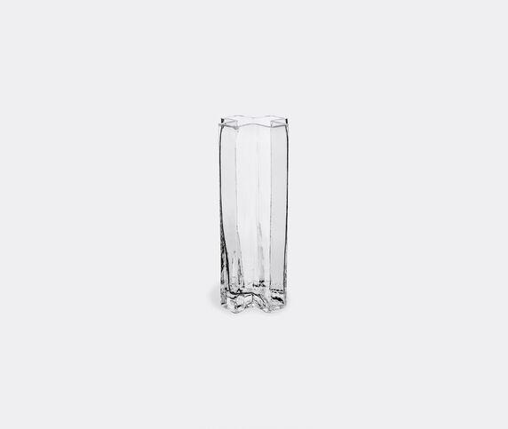 Holmegaard Crosses' vase clear, large