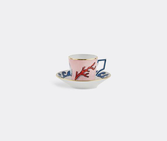 Ginori 1735 'Il Viaggio di Nettuno' coffee cups and saucers, set of two