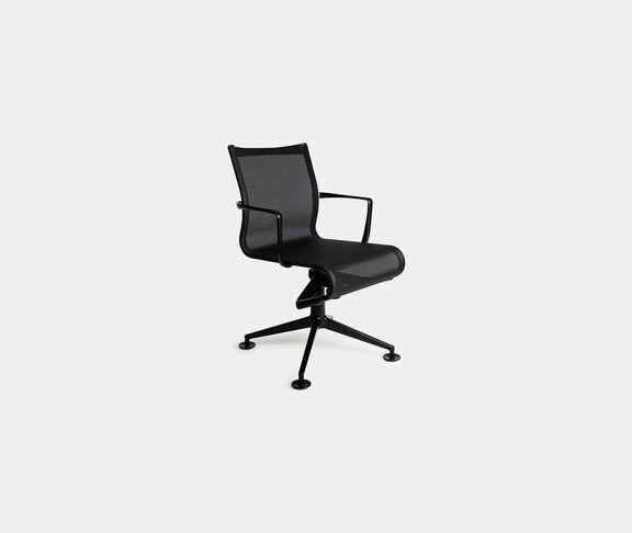 Alias Meetingframe+ Chair, Black 1