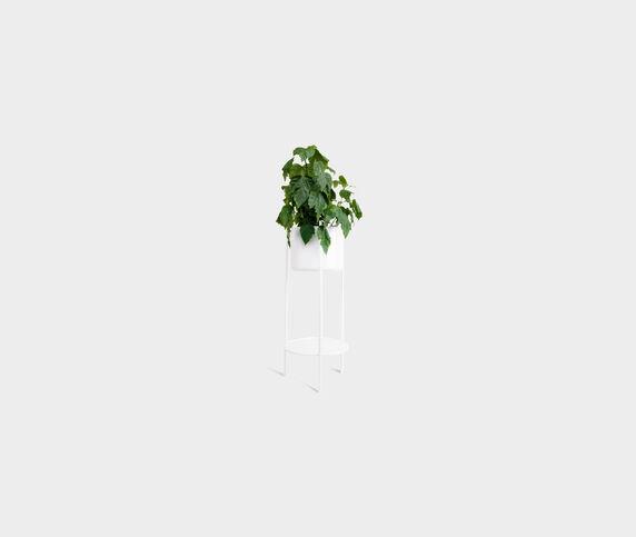 XLBoom 'Ent' plant stand, medium, white