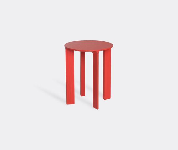Schönbuch 'Hans' stool, coral