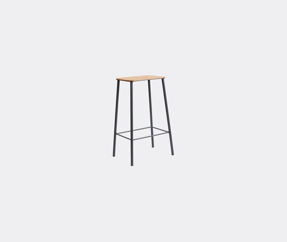 Frama 'Adam' stool, M, oak and grey