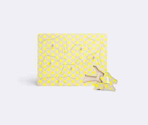 Studio delle Alpi 'Crew' puzzle, yellow