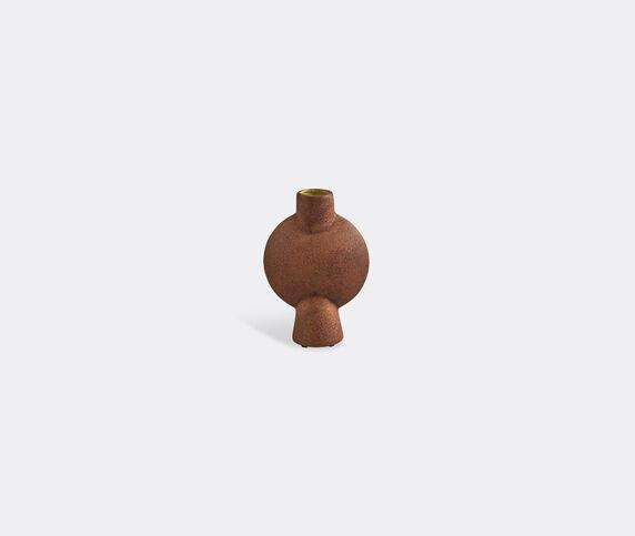 101 Copenhagen 'Sphere' mini vase, bubl, terracotta