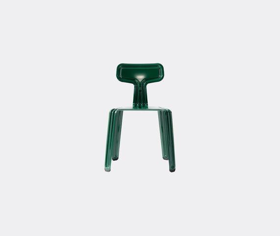Nils Holger Moormann 'Pressed Chair', glossy green
