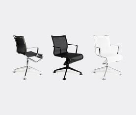 Alias Meetingframe 44 Swivel Chair, Chrome 5