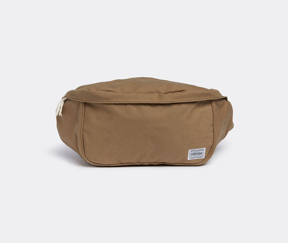 Porter - Yoshida & Co. 'Beat' waist bag, L, beige
